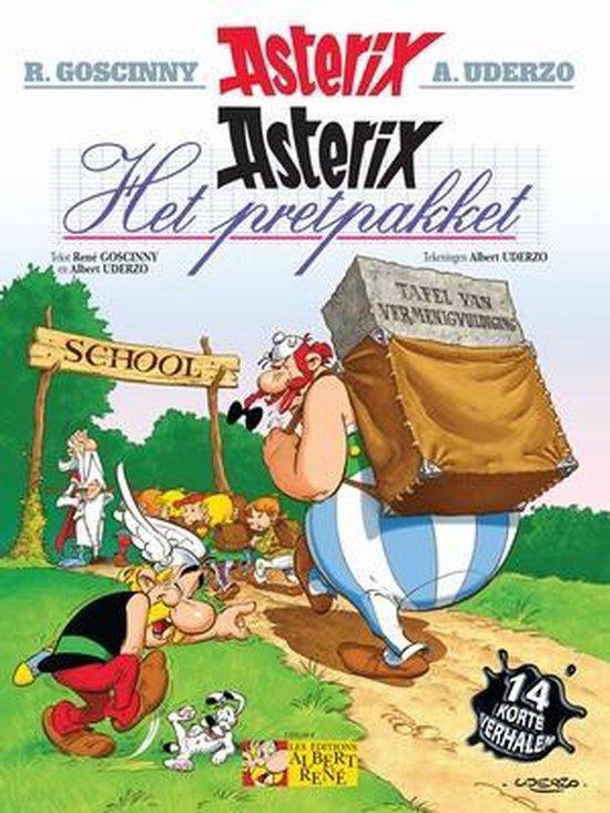 Afbeelding van Asterix 32. het pretpakket