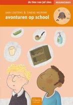 De tien van juf Sien - Avonturen op school 4