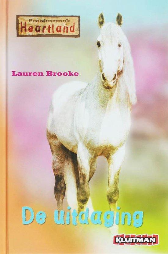 Cover van het boek 'Heartland de uitdaging' van Lauren Brooke