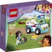 LEGO Friends Dierenambulance - 41086