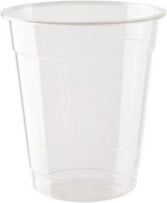 Drinkbeker van PLA 175 ml (50 stuks)