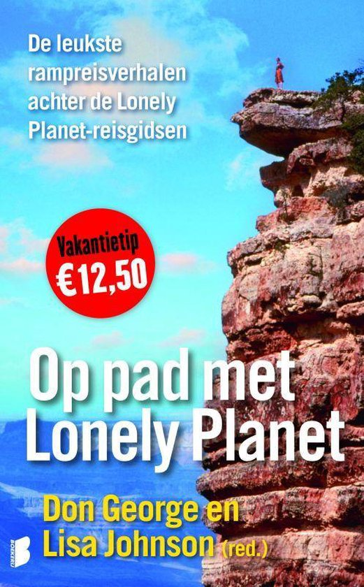 Lachen met Lonely Planet - D. George |