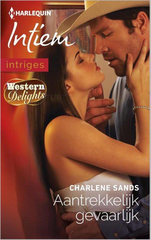 Intiem Special 2107 - Aantrekkelijk gevaarlijk - Charlene Sands  