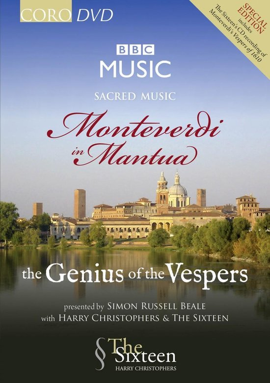 Sacred Music Monteverdi In Mantua (Special Edition