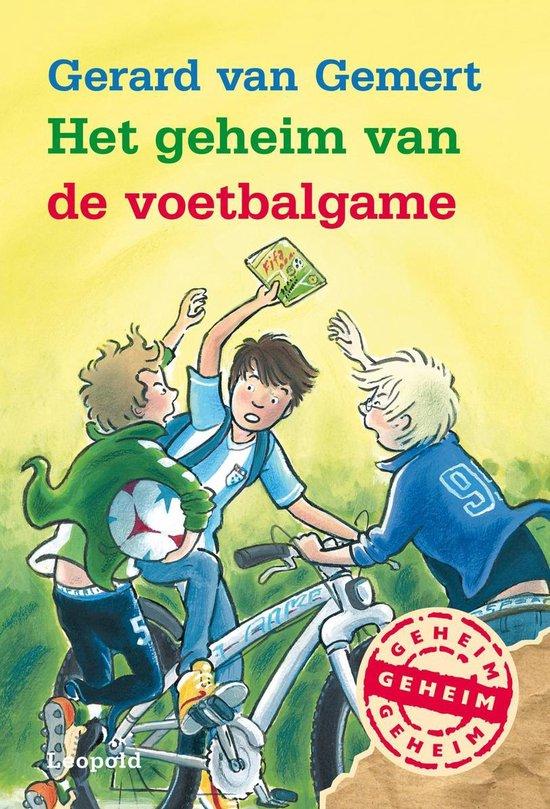 Geheim van de voetbalgame - Gerard van Gemert pdf epub