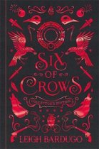 Boek cover Six of Crows: Collectors Edition van Leigh Bardugo (Hardcover)