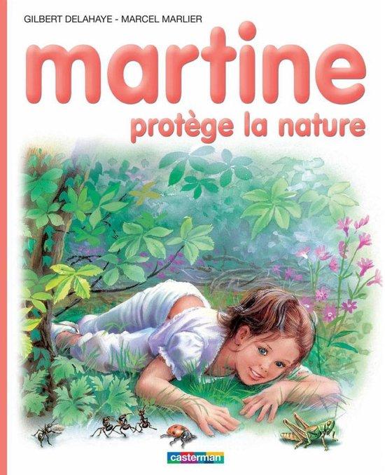 Martine protège la nature