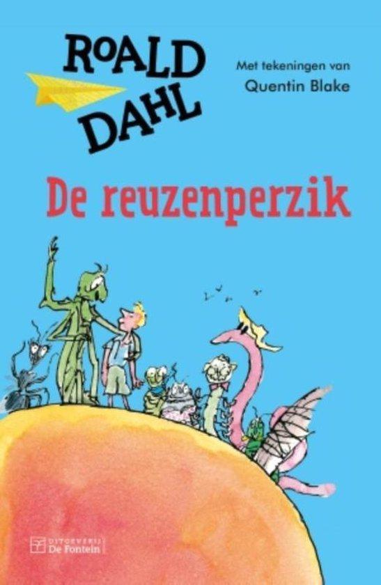 De reuzenperzik - Roald Dahl |