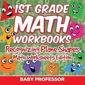 1st Grade Math Practice Book