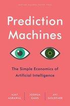 Boek cover Prediction Machines van Ajay Agrawal