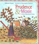 Omslag Prudence and Moxie