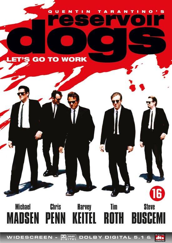 Cover van de film 'Reservoir Dogs'