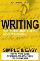 Writing Nonfiction and Fiction Book for Beginners