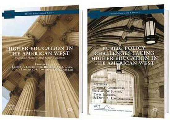 Higher Education in the American West, 1818 to the Present