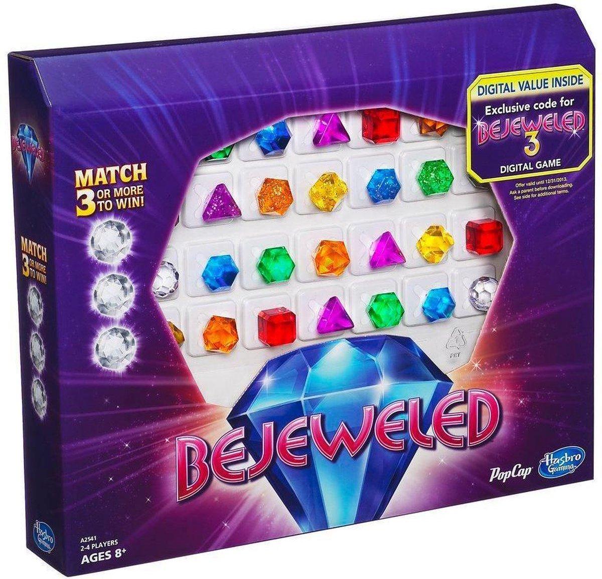 Bejeweled - Bordspel