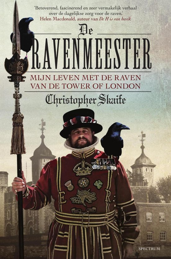De ravenmeester - Christopher Skaife |