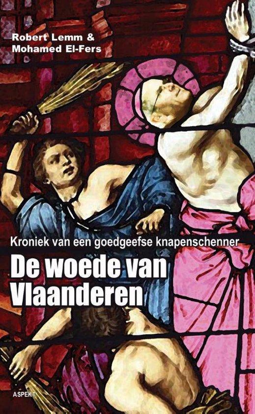 Boek cover De woede van Vlaanderen van Robert Lemm