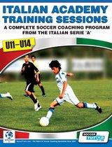 Omslag Italian Academy Training Sessions for U11-14