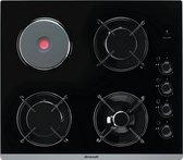 Brandt BPG6413BM Ingebouwd Combi Zwart kookplaat