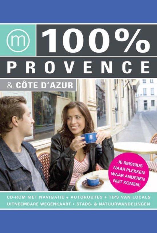 100% regiogidsen - 100% Provence & Cote d'Azur - Dieter Ruys |