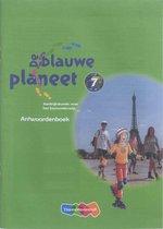 Boek cover De Blauwe Planeet Groep 7 Antwoordenboek van Broodtekst (Paperback)