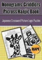 Nonograms Griddlers Picross Hanjie book