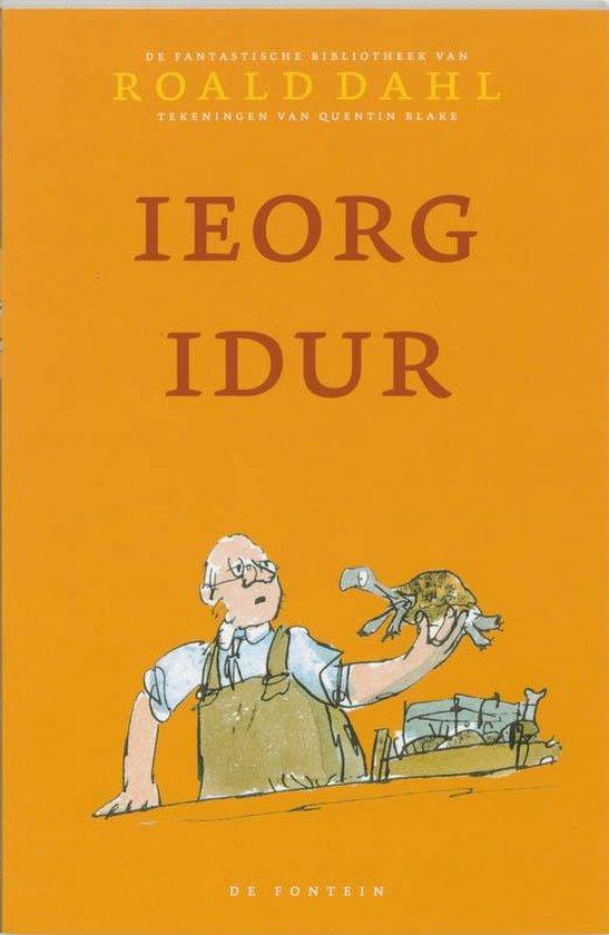 De fantastische bibliotheek van Roald Dahl - Ieorg Idur - Roald Dahl | Fthsonline.com