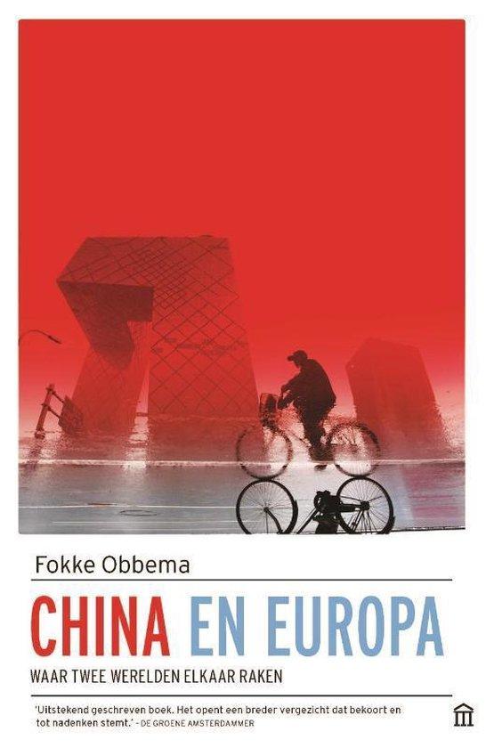 Afbeelding van China en Europa