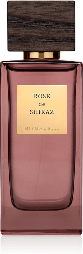 Rituals Eau de Perfume voor u, Rose de Shiraz, 60 ml