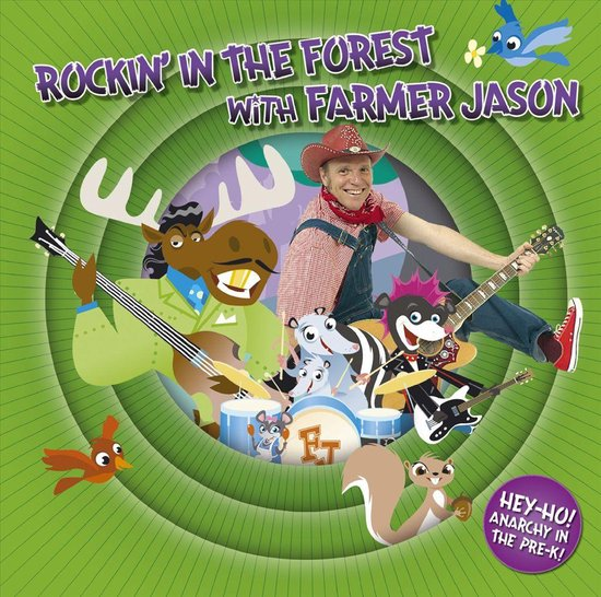 Rockin' in the Forest with Farmer Jason
