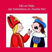 Serie B groep 1 basisschool Sinterklaas is jarig 5.1 - Kiki en Pelle zijn Sinterklaas en Zwarte Piet