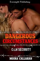 Omslag Dangerous Circumstances