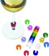 Pulltex Wine Glass Identifier