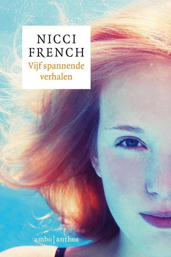 Boek cover Vijf spannende verhalen van Nicci French (Onbekend)