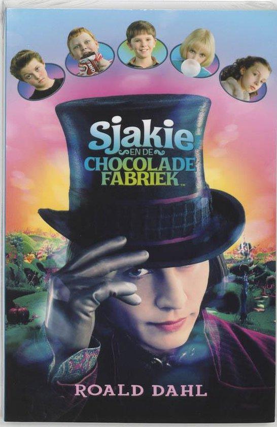 Sjakie en de chocoladefabriek - Roald Dahl |