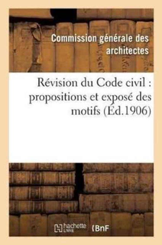 Revision Du Code Civil