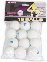 Buffalo Tafeltennisballetjes - Outdoor - 12 stuks