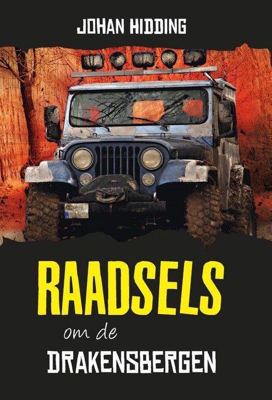 Edward Smit serie 3 - Raadsels om de Drakensbergen - Johan Hidding |
