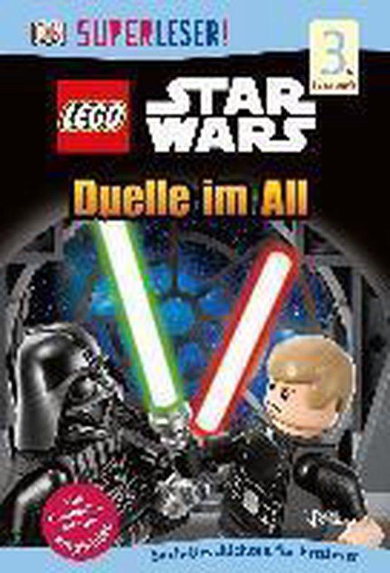 SUPERLESER! LEGO® Star Wars(TM) Duelle im All