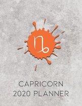 Capricorn 2020 Planner