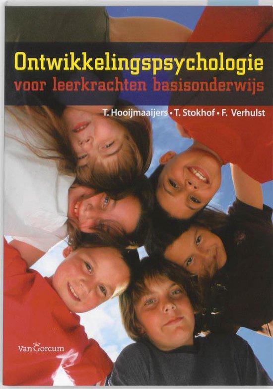 Ontwikkelingspsychologie Voor Leerkrachten Basisonderwijs - T. Hooijmaaijers |