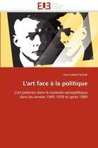 L''art Face � La Politique