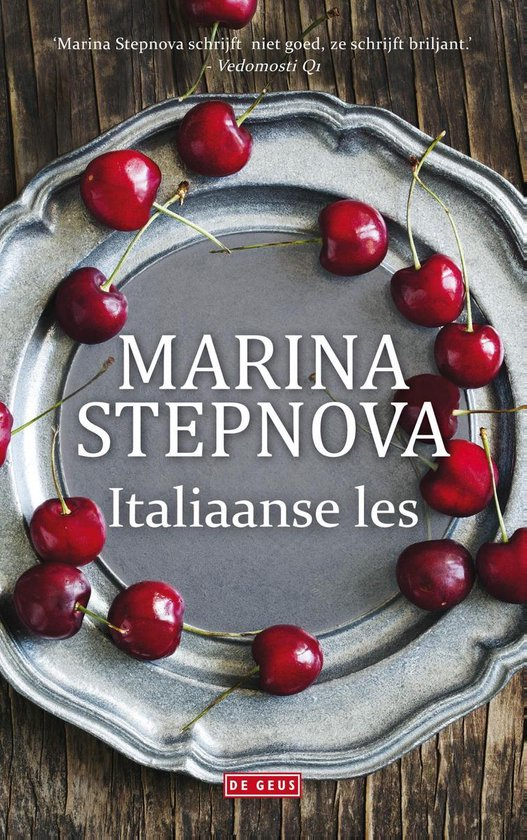 Italiaanse les - Marina Stepnova | Fthsonline.com