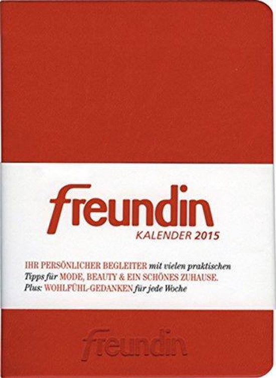 Freundin 2016 - Taschenkalender