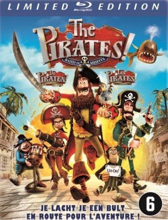 Cover van de film 'Pirates - Band Of Misfits'