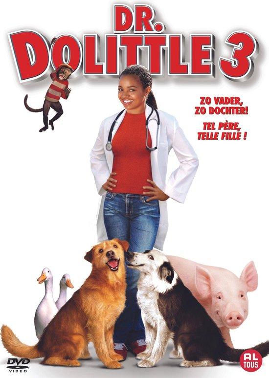 Cover van de film 'Dr. Dolittle 3'