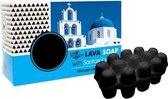 HerbOlive Zeep Massage Lava *Olijfolie & Wijnstok Extract van Santorini* 100g