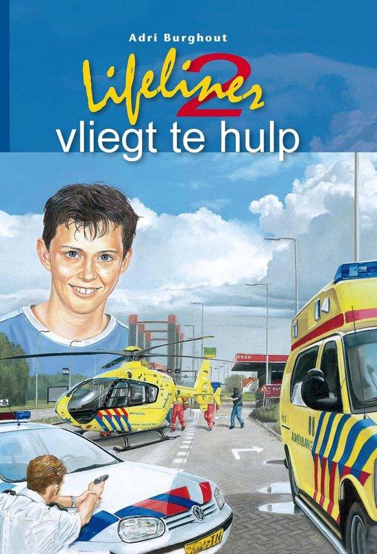 Lifeliner 2 vliegt te hulp - Adri Burghout pdf epub