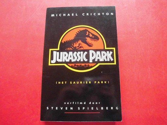 Jurassic park filmeditie - Michael Crichton  