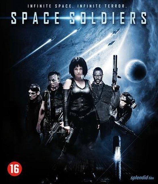 Cover van de film 'Space Soldiers'